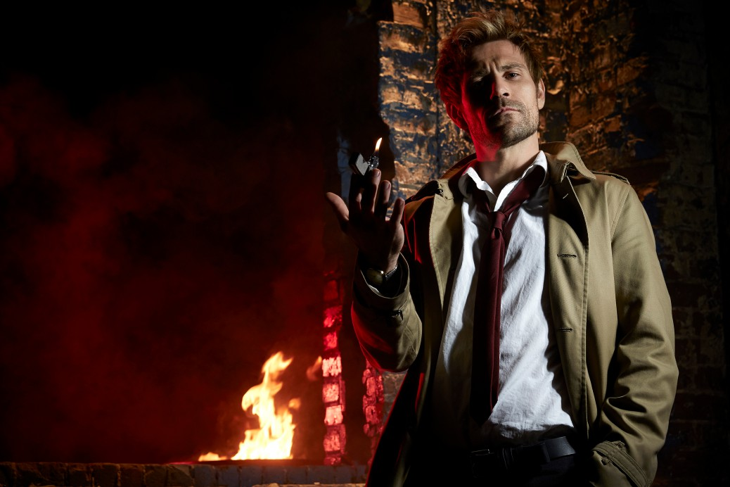 'Constantine' Is Ready For Some Friday Night Hellblazing