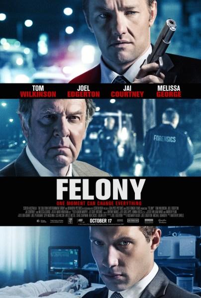 Felony - Gravitas Ventures