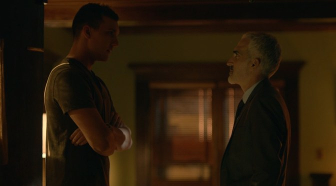 'The Pact 2' Q&A With Actor Patrick Fischler