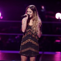 'The Voice' Songstress Rebekah Samarin Has A Case of the '70s