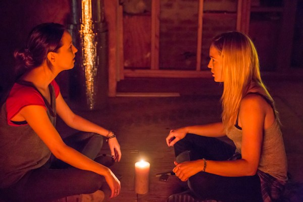 The Pact 2 - Camilla Luddington & Caity Lotz (IFC Films/IFC Midnight)