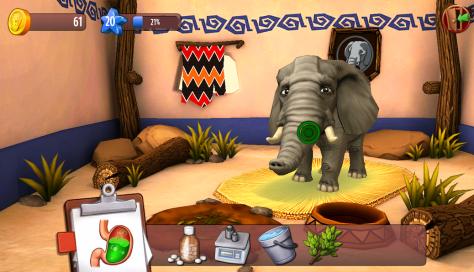Animal Hospital - 3D Africa (Tivola)