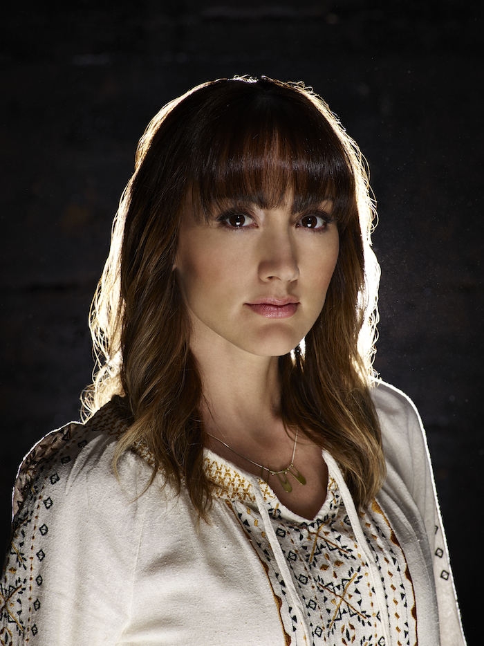 GRIMM -- Season: 4 -- Pictured: Bree Turner as Rosalee Calvert -- (Photo by: Chris Haston/NBC)