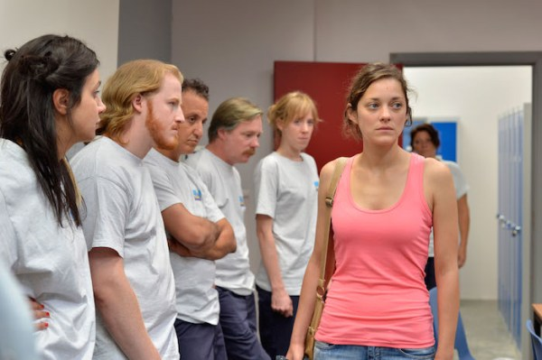 Marion Cotillard in Two Days, One Night (IFC Films)