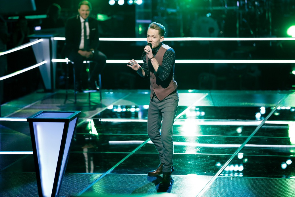 The Voice Artist Taylor Phelan Joins Team Adam For Live