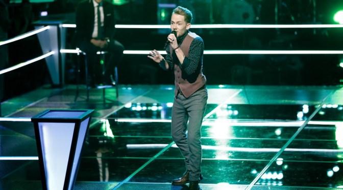 'The Voice' Artist Taylor Phelan Joins Team Adam For Live Playoffs