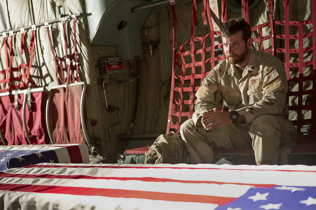 "'American Sniper' Actor Bradley Cooper: ""I Love Storytelling So Much"""