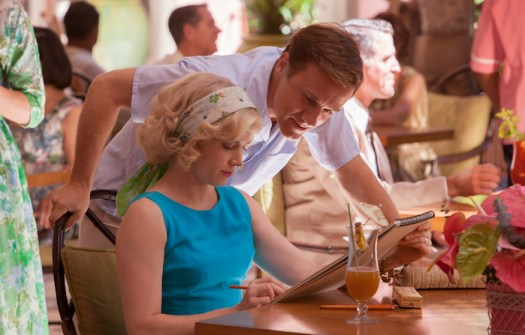 (L-R) AMY ADAMS and CHRISTOPH WALTZ star in BIG EYES