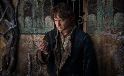 Martin Freeman as Bilbo Baggins - Warner Bros. Pictures & MGM (Photo Credit: Mark Pokorny)