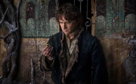 Martin Freeman as Bilbo Baggins - Warner Bros. Pictures & MGM (Photo Credit: Mark Pokorny)