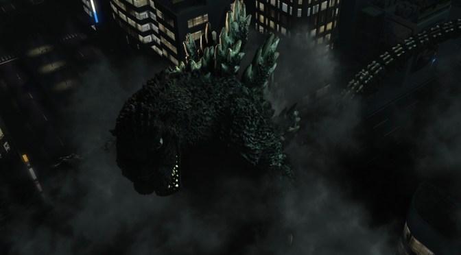 Godzilla Hits PlayStation 4 (And PS3!) For Summer '15