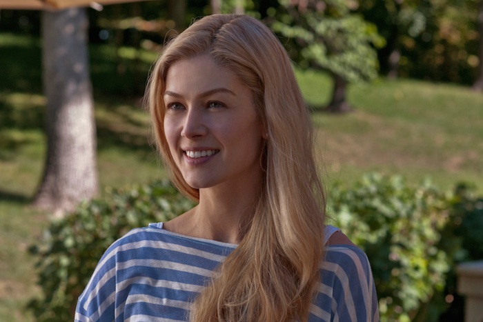 Rosamund Pike as Amy Dunne in 'Gone Girl' - Twentieth Century Fox (CR: Merrick Morton)