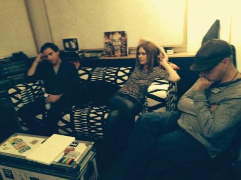 Juliana Hatfield Three - Band Photo (American Laundromat Recordings)