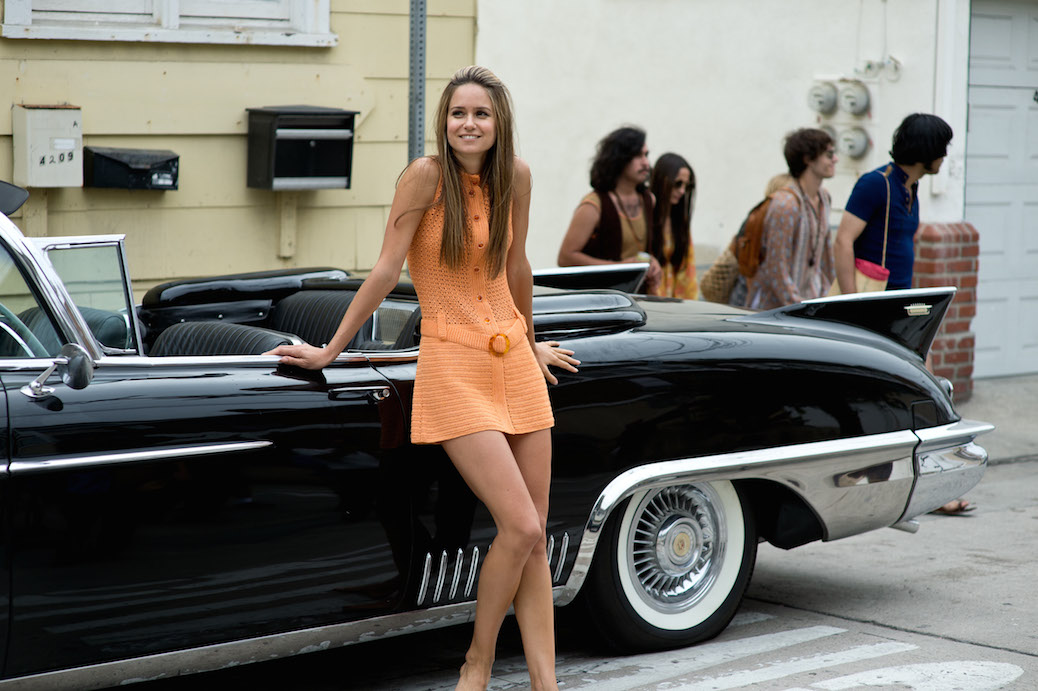 Katherine Waterston Enters 'Inherent Vice' As An L.A. Cinephile