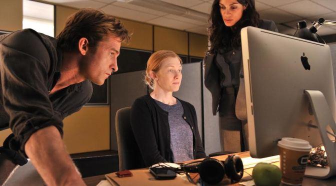 "Scott Speedman Finds ""The Captive"" With Director Atom Egoyan"