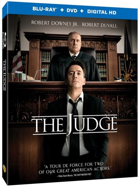 The Judge - Warner Brothers Home Entertainment