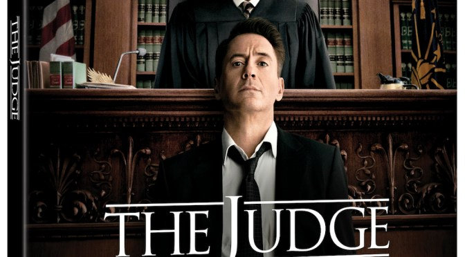'The Judge' With Robert Downey Jr. Hits Blu-Ray In January
