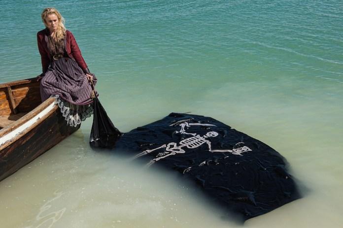"Hannah New in ""Black Sails"" (Starz)"