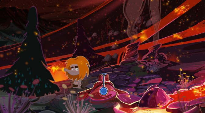'Fire' From Daedalic Entertainment Hits PC & iOS in March