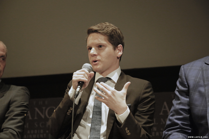 "Graham Moore - Writer, ""The Imitation Game."""