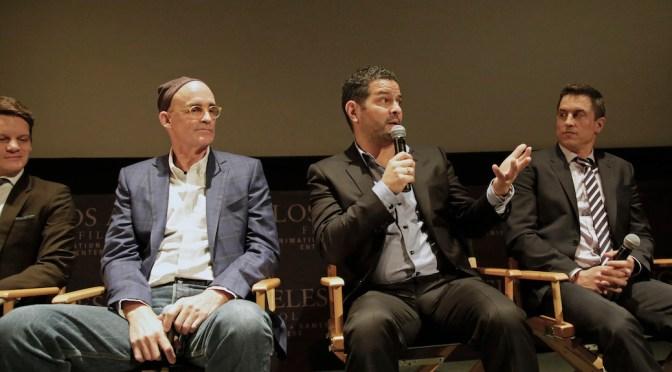 Los Angeles Film School Spotlights Oscar Nominated Scribes