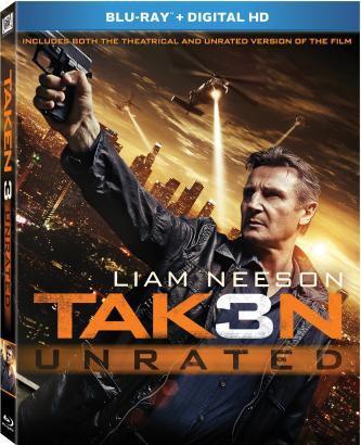 Taken 3 - Twentieth Century Fox Home Entertainment