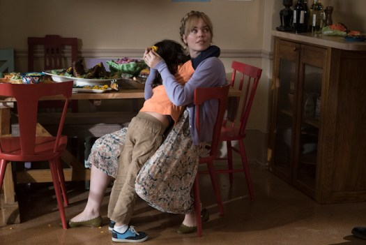THE SLAP - Dylan Schombing as Hugo, Melissa George as Rosie -- (Photo by: Virginia Sherwood/NBC)