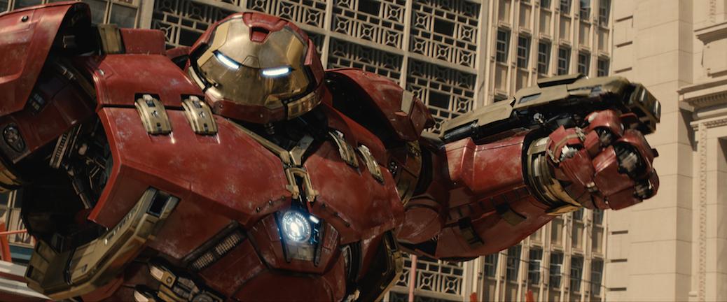 Marvel's Avengers: Age Of Ultron..Hulkbuster..Ph: Film Frame..?Marvel 2015