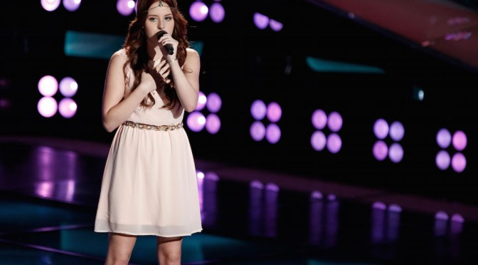 "Exclusive: Brooke Adee Talks ""The Voice"" & Songwriting Passions"