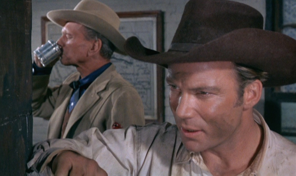 "DVD Review: William Shatner Cowboys Up in ""White Comanche"""