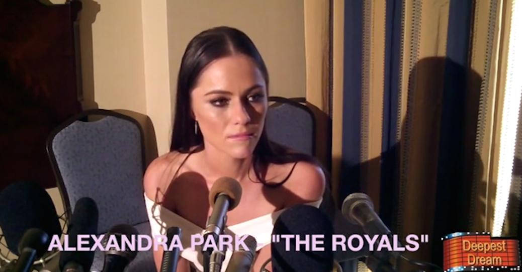 Alexandra Park (The Royals) - DeepestDream.com