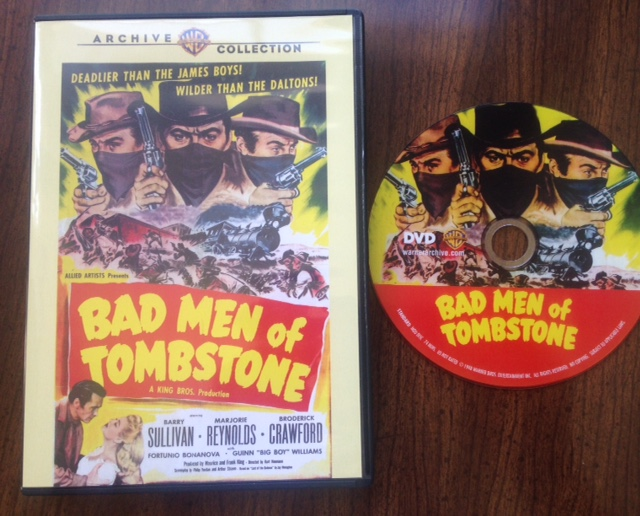 Bad Men of Tombstone - Warner Archive