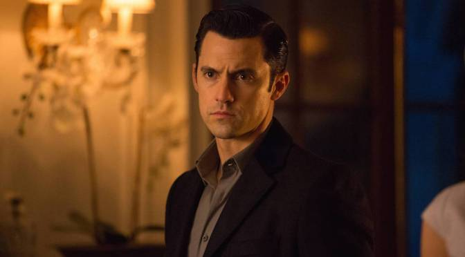 "Milo Ventimiglia Talks ""Gotham"" And Batman Birthday Party"
