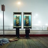 "Melanie Pullen Talks ""High Fashion Crime Scenes"" & Paris Photo Exhibition"