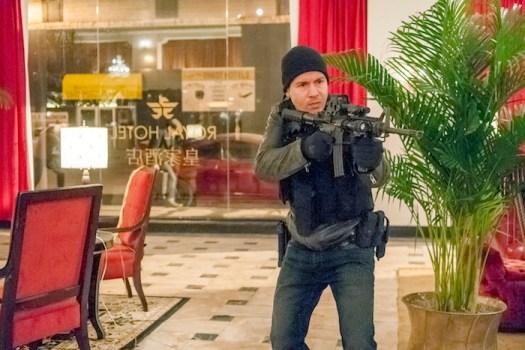 """CHICAGO P.D. -- """"The Three GS"""" -- Pictured: Jon Seda as Antonio Dawson -- (Photo by: Matt Dinerstein/NBC)"""