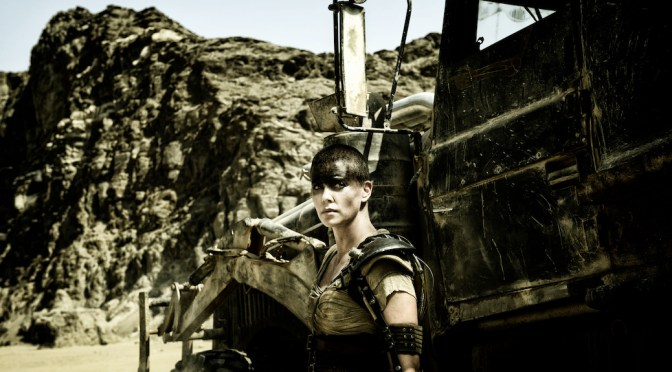 "Charlize Theron Is ""Touched"" By ""Mad Max: Fury Road"" Role"