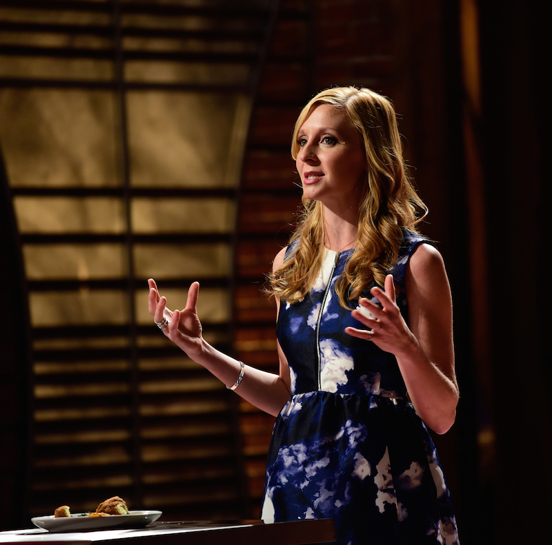 MASTERCHEF: Judge Christina Tosi in the special two-hour Season Premiere of MASTERCHEF airing Wednesday, May 20 (8:00-10:00 PM ET/PT) on FOX. CR: FOX. © 2015 FOX Broadcasting.