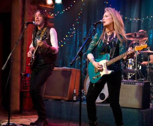 "Rick Springfield & Meryl Streep - ""Ricki and the Flash ""(Sony Pictures Entertainment Inc.)"