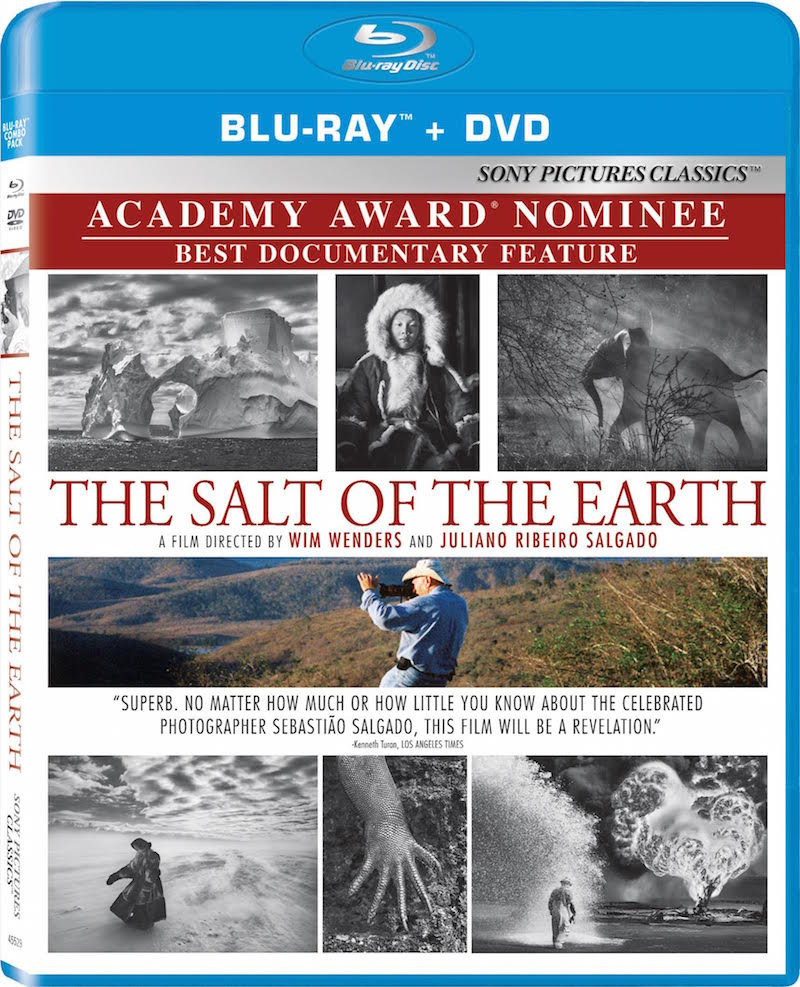 The Salt of the Earth - Sony Picture Home Entertainment