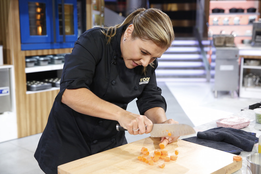 Chef Lorena Garcia Enters 'Food Fighters' Ring Tonight!