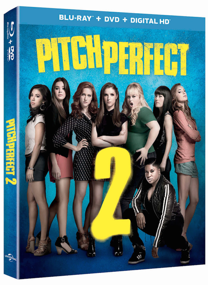 Pitch Perfect 2- Universal Pictures Home Entertainment