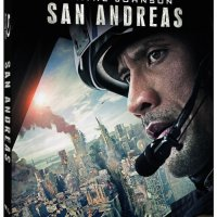 'San Andreas' With Dwayne Johnson Hits Blu-ray & DVD In October