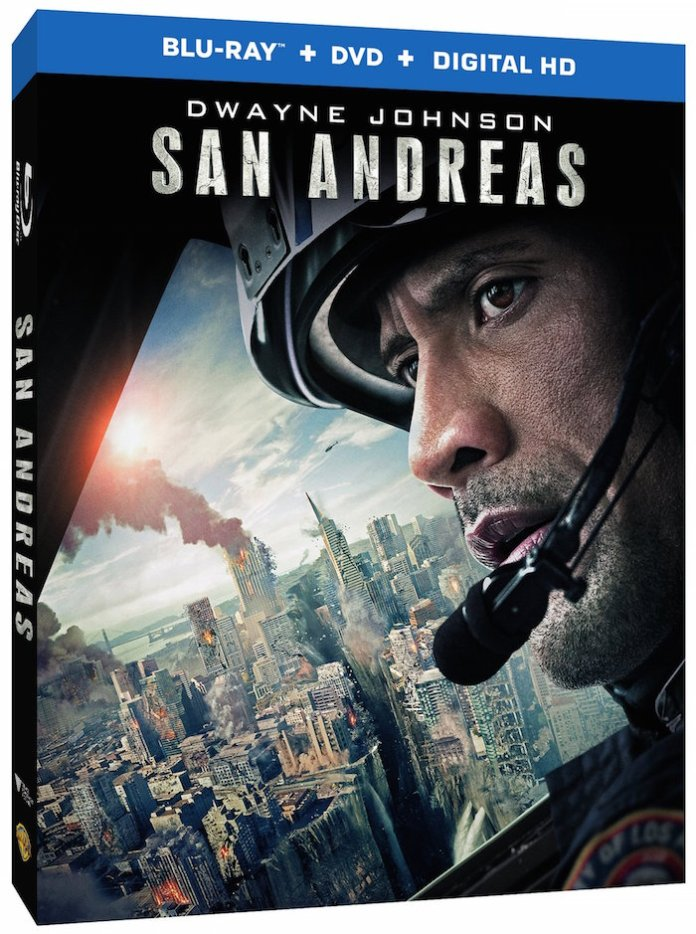 San Andreas - Warner Bros. Home Entertainment