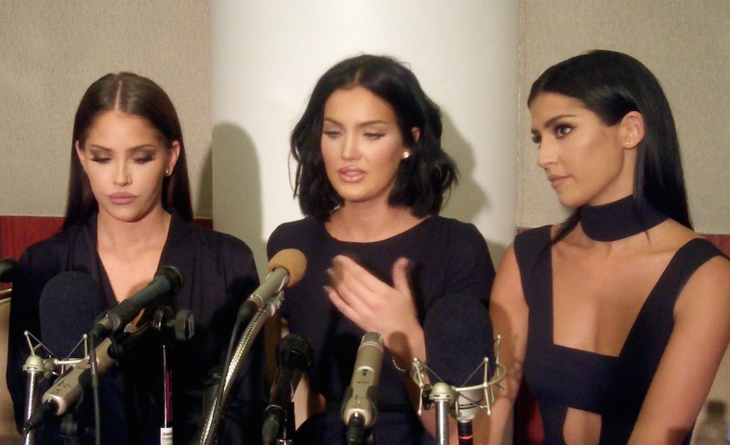 "Natalie Halcro Discusses ""Hierarchy"" Behind 'WAGS'"