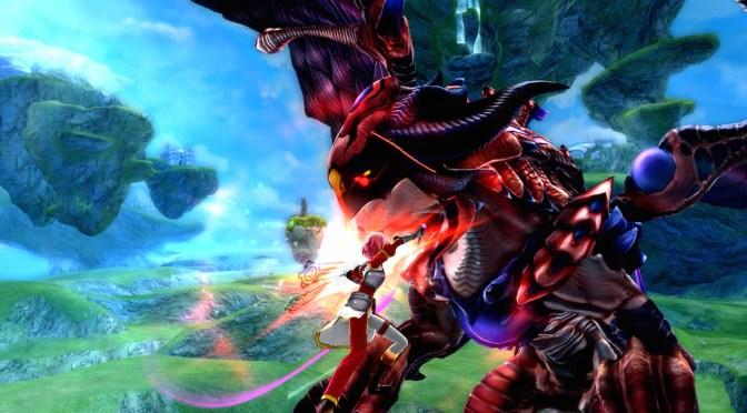 Sword Art Online: Lost Song Sets Sail for PlayStation 4 & PS Vita
