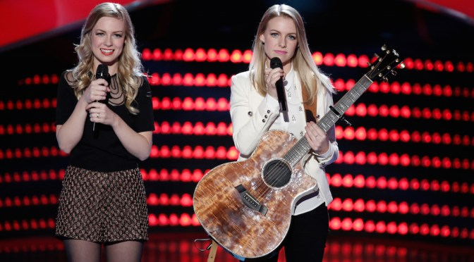 "'The Voice' Recap: A Country ""Angel,"" Twin Greetings & Hungarian Soul"