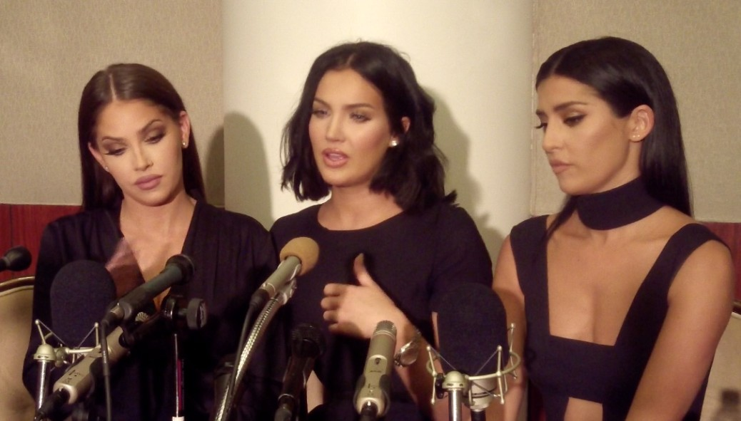 "VIDEO: Natalie Halcro & Olivia Pierson Celebrate Differences (""WAGS"")"