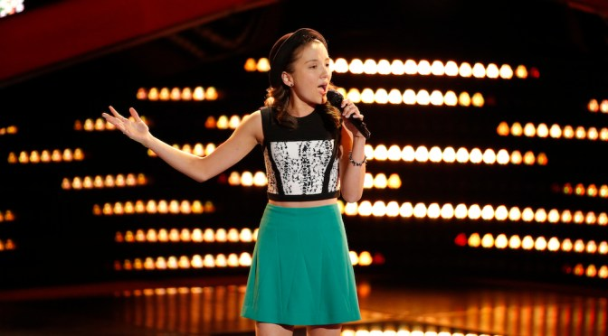 Exclusive: Siahna Im Talks 'The Voice' Battles, Billy Joel, & Family Support