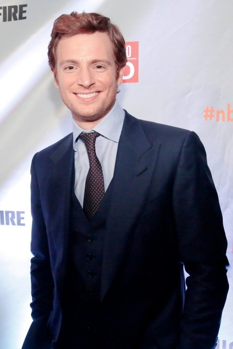 "NBCUNIVERSAL EVENTS -- ""NBC Chicago Celebration Party"" -- Pictured: Nick Gehlfuss, ""Chicago Med"" at STK Chicago on November 9, 2015 -- (Photo by: Elizabeth Sisson/NBC)"