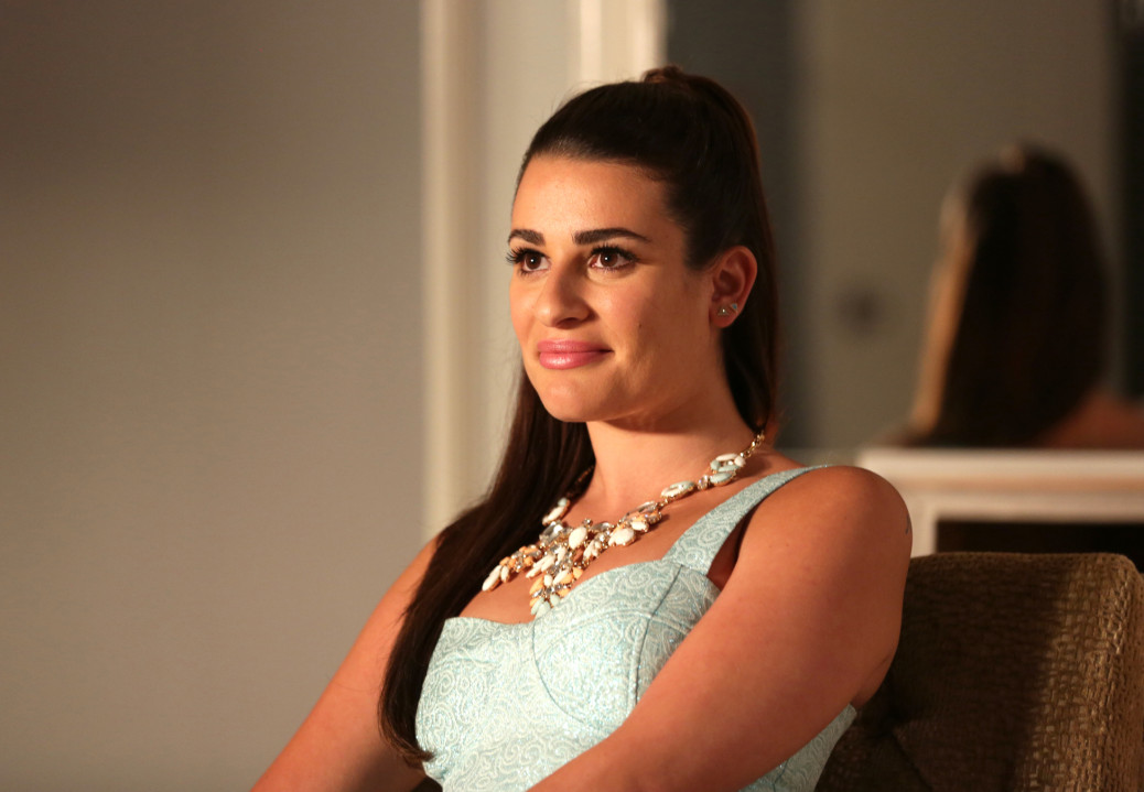 "Lea Michele Loves Another Ryan Murphy ""Journey"" With 'Scream Queens'"